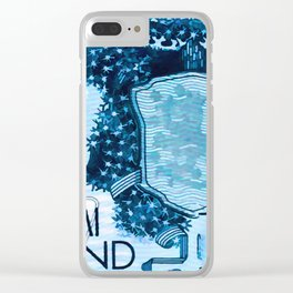 Banknote 6 Clear iPhone Case