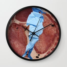Botticellis Venus - Rebuild iMeat Wall Clock
