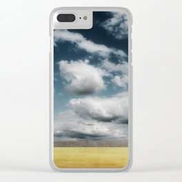 The Big Sky Clear iPhone Case