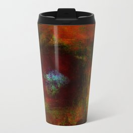 The cave of the shaman Travel Mug