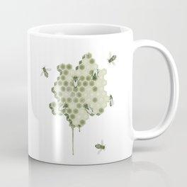 Honeycomb Coffee Mug