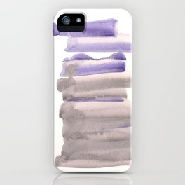 141224 Abstract Minimal 9 iPhone Case