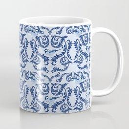 Blue bird from Capri Coffee Mug