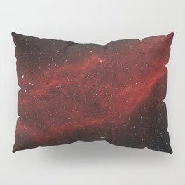 California Nebula Pillow Sham