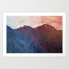 avila.ashes.103 Art Print