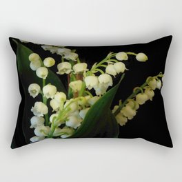 lily of the valley 3 Rectangular Pillow