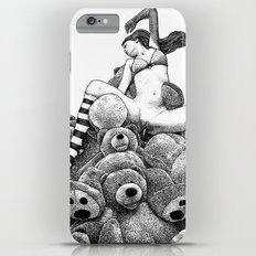 asc 606 - La récolte du miel (The vixen and the bears) Slim Case iPhone 6s Plus