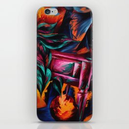Expressionistic Still Life iPhone Skin