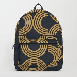 Deco Geometric 01 Backpack