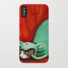 CAT Slim Case iPhone X