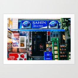 Kadikoy - Istanbul, Turkey - #7 Art Print