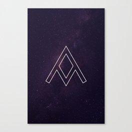 Galaxy A Canvas Print