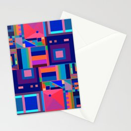 Downtown No. 3 Stationery Cards