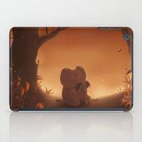 moustache iPad Cases featuring Moustache by Ramona Treffers