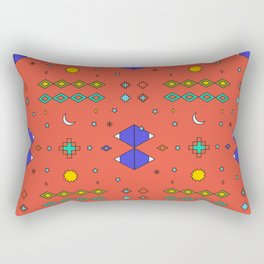 South America Dreaming Rectangular Pillow