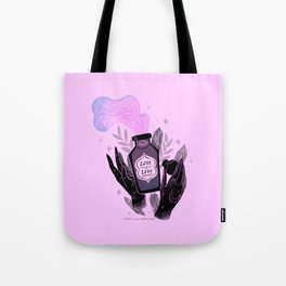"""""""Love is Love Potion"""" inspired by The L Word Tote Bag"""
