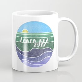 Earth Day 2017 Coffee Mug