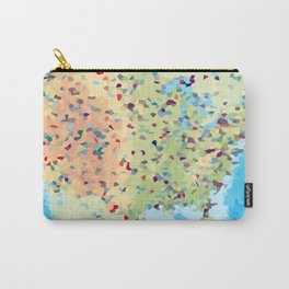 USA America Geometric Abstract Carry-All Pouch