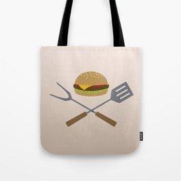 Jolly Burger Tote Bag