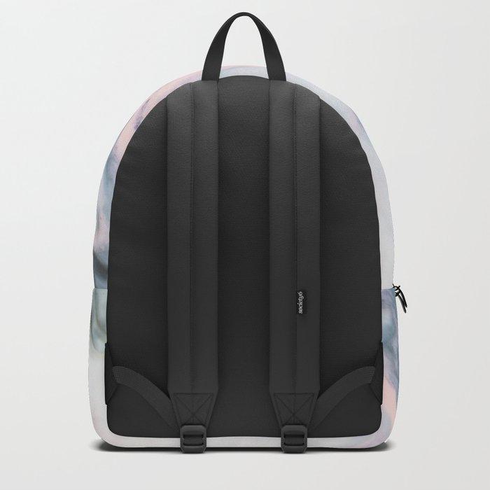 Modern marble 01 Backpack