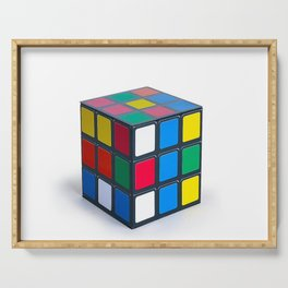 Rubik's cube Serving Tray
