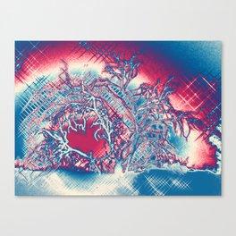 Desert Rising 1 Canvas Print