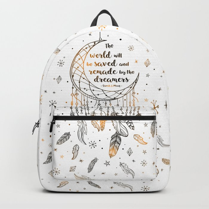Saved and Remade Backpack