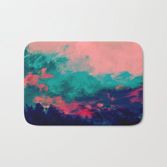 Painted Clouds IV Bath Mat