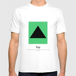 Top - that´s where we are! T-shirt