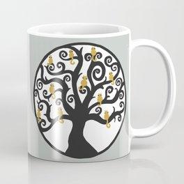 Cat Tree of Life Coffee Mug
