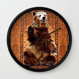 Baloo - Rudyard Kipling Jungle Book Wall Clock