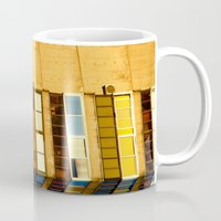 building Mugs featuring Building by Rivière