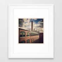 jane davenport Framed Art Prints featuring The Davenport by TommyTheLion