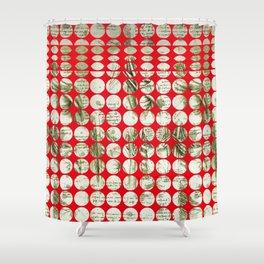 Da Vinci Shower Curtain