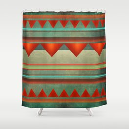 Home for the Holidays Shower Curtain