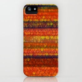 Varied Art 14 iPhone Case