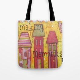 Making Memories Tote Bag