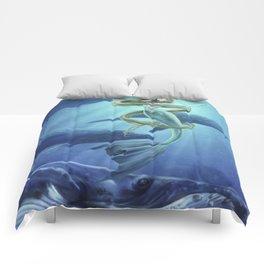 Ocean Song Comforters