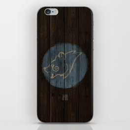 Bear Shield iPhone Skin