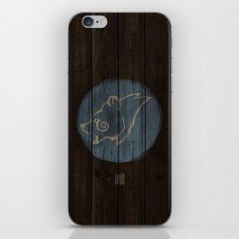 Bear Shield iPhone Skin