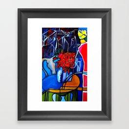 Dawn #society6 #deocr #buyart Framed Art Print