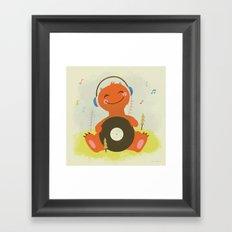 Elpy Framed Art Print