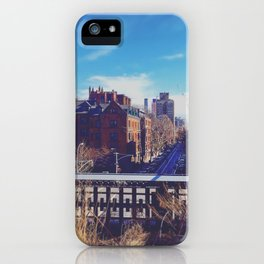High Line iPhone Case