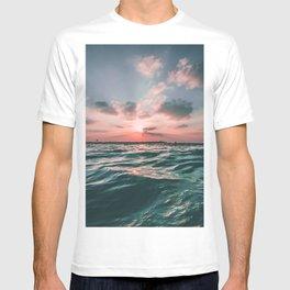 Sunset Tide T-shirt