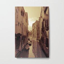 Venetian Anamnesis Metal Print