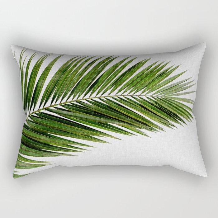 Palm Leaf I Rectangular Pillow