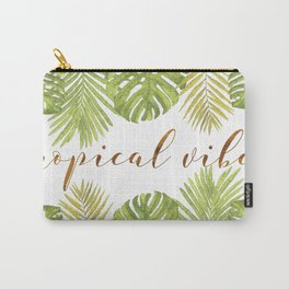 Tropical Vibes - Palms Carry-All Pouch