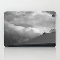 silent hill iPad Cases featuring Silent by Brad Nightingale