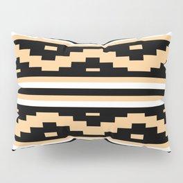Etnico beige version Pillow Sham