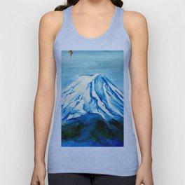 Mount Fuji Unisex Tank Top